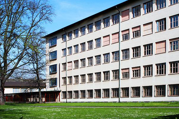 Ein Bild des Schulhauses