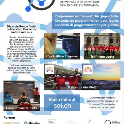 Programmierwettbewerb für Jugendliche